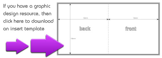 CD DVD Booklet Template