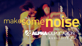 Visit our AudioSite dedicated to musicians... The LOUDER side of Alpha Duplication!