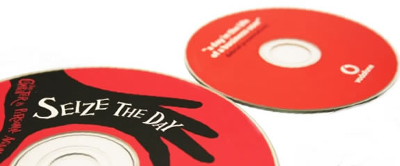 screen print cd