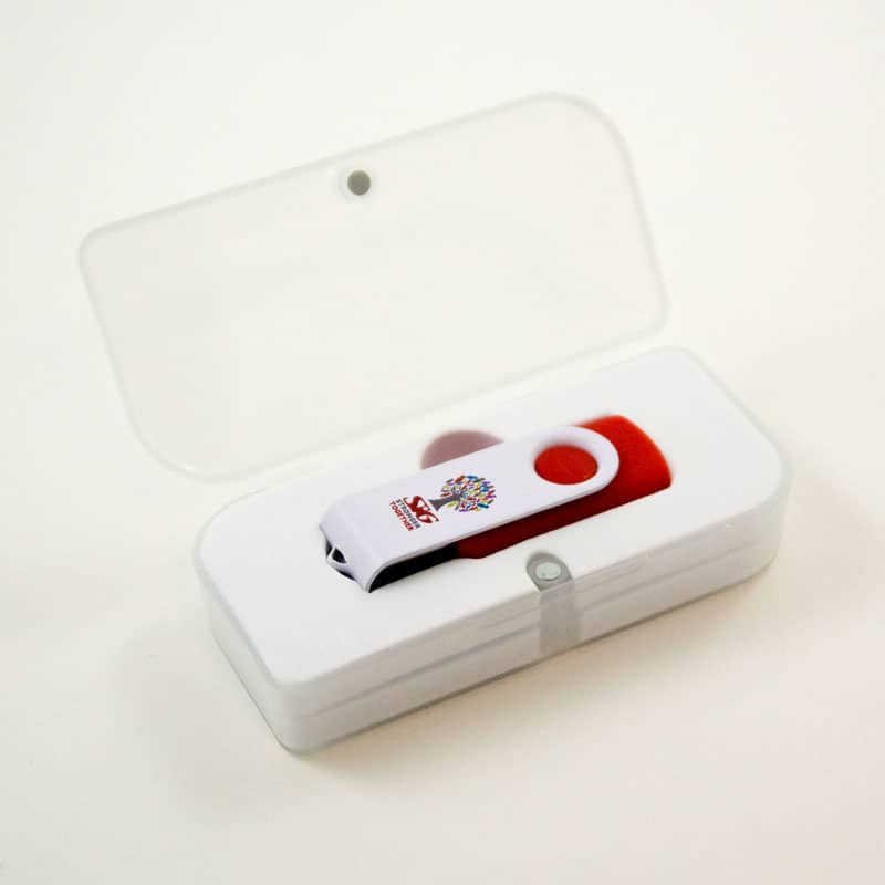 USB packaging case