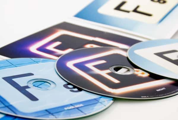 CD Duplication - Litho Printed CDs - Freemasons